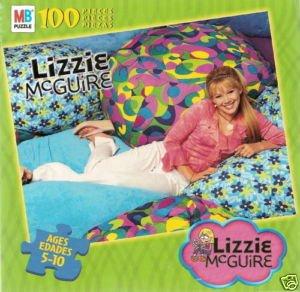 Lizzie McGuire 100 piece puzzle