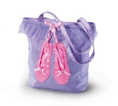 Ballerina Dance Bag Purple.