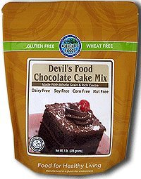 Devil's Food Chocolate Cake Mix