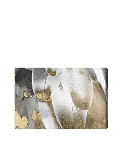 Modernarte Royal Feathers Canvas Art