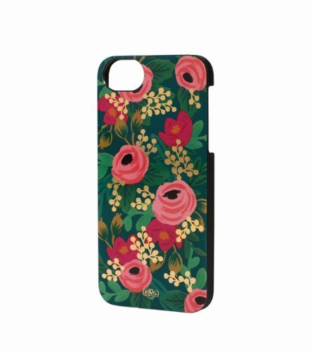 Rifle Paper Co - Rosa Iphone 5/5s Hard Case with Inlay (Rifle Paper Co Iphone 5 Case compare prices)