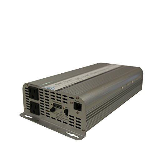 Aims Power (Pwrinv250012W) 2500W Power Inverter