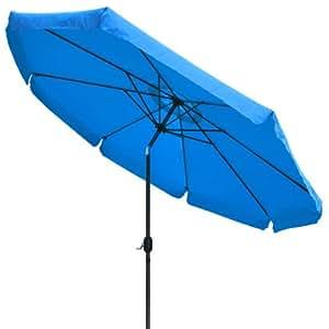 10 39 Outdoor Lawn Patio Market Tilt Umbrella