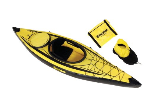 Sevylor Inflatable Pointer K1 Kayak