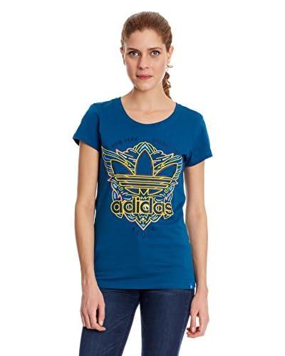 adidas T-Shirt [Blu]