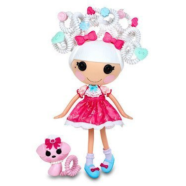 Lalaloopsy Silly Hair - Suzette La Sweet by Lalaloopsy TOY (English Manual)