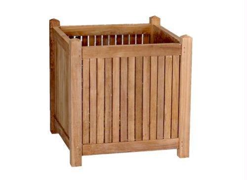 18-inch Square Planter Box