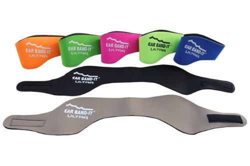 Ear Bandit Kopfband / Ohrschutz für Schwimmer