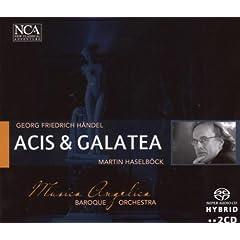 Hndel: Acis & Galatea