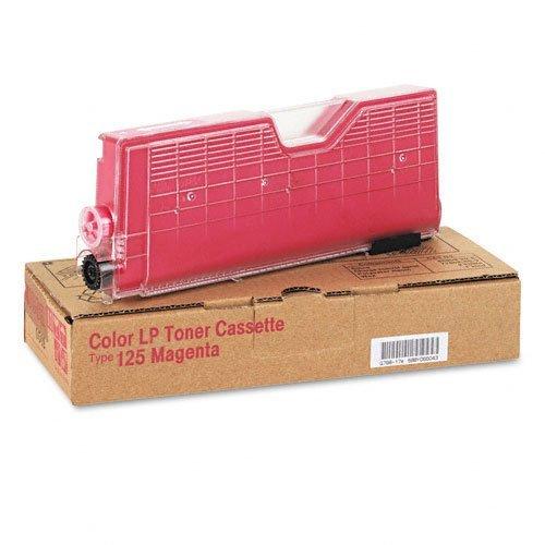 Ricoh - Color Lp Toner Cassette Type 125 Magenta 400975