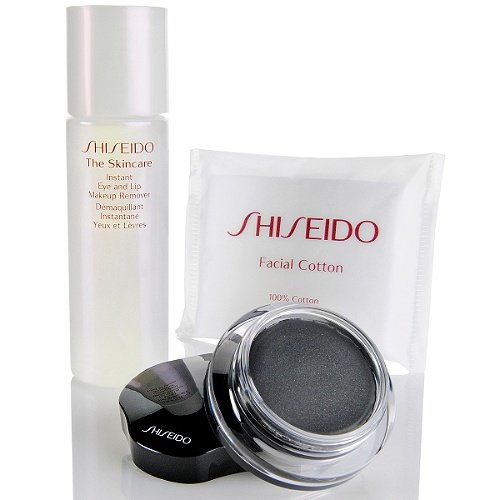 Shiseido Shimmering Cream Eye Color with 2 Bonus Samples - Caviar