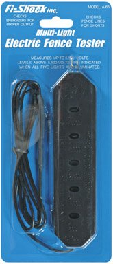 2 Each: Fi-Shock Electric Fence Tester (A-65)