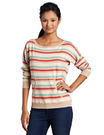 Sanctuary Clothing Women's Elodie Tee, Italia Stripe, X-Small