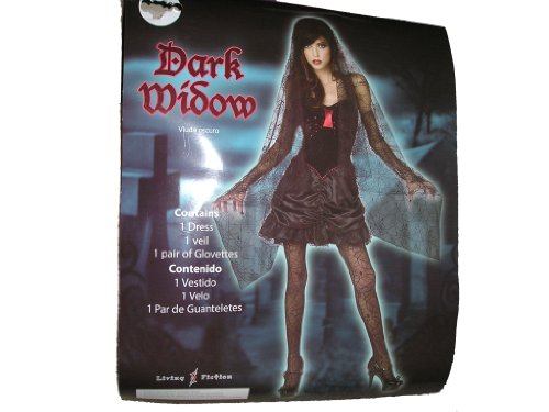 Dark Widow Women's Halloween Costume