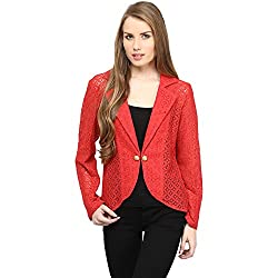 RARE Red Women's Jacket