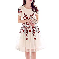 Cenizas VALENTINE_KURTI White Color Polly Cotton Material