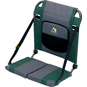 Click to buy Hunter Green Sturdy Canoe Seat, 16