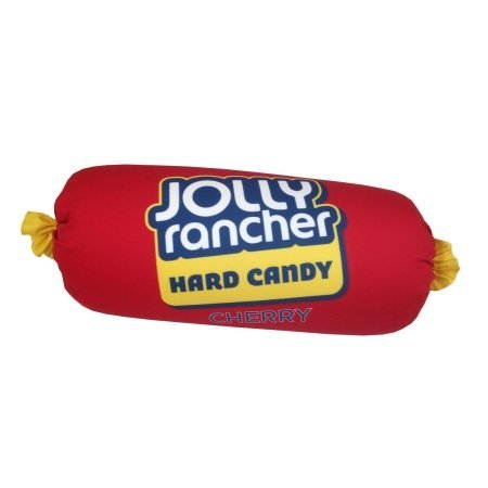 sweet-novelty-60311-jolly-rancher-red-cherry-large-plush-pillow-by-sweet-novelty