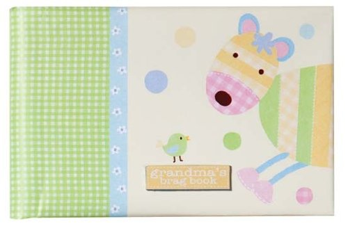 Pepperpot Baby Grandma'S Brag Book, Patterned Pals front-626224