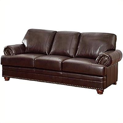 Coaster Colton Sofa-Brown
