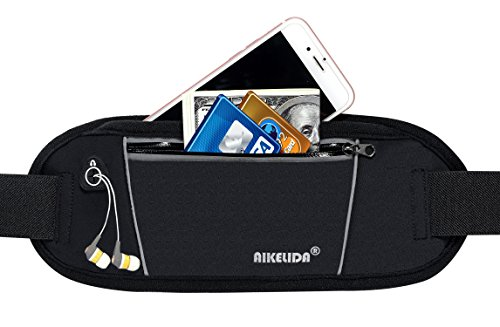 AIKELIDA-Running-Belt-Fanny-Pack-Fitness-Belt-Waist-Pack-for-iPhone-Samsung-Edge-Note-Galaxy-Men-Women-during-Sports-Fitness-Running-Cycling-Hiking-Travel-Workout