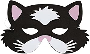 Foam Cat Mask
