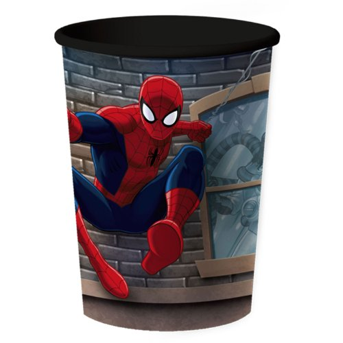 SpiderMan Spider Hero Dream Party 16 oz. Souvenir Cups - EACH
