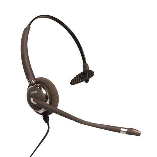 Radius 2200 Monaural Noise Cancelling Corded Headset Black Friday & Cyber Monday 2014