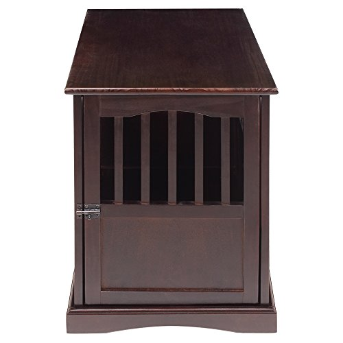 """Pet Crate End Table Size: 24.25"""" H x 20"""" W x 27.5"""" D"""