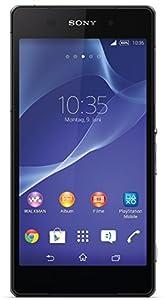Sony Xperia Z2 Smartphone (13,2 cm (5,2 Zoll) Full-HD-TRILUMINOS-Display, 2,3 GHz-Quad-Core-Prozessor (Qualcomm), 3 GB RAM, 16GB Speicher, 20,7 Megapixel-Kamera, Android 4.4) schwarz