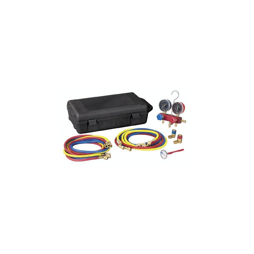 Robinair 48450 Dual Manifold Gauge Set