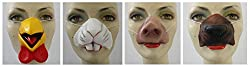 Animal Farm Yard Nose Unisex Fancy Dress Accessory
