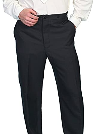 Steampunk Clothing- Men's Highland Pants $84.00 AT vintagedancer.com