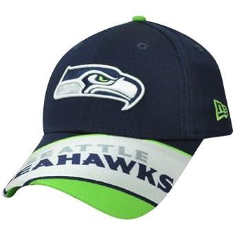 NFL Seattle Seahawks Sublizvia 9Forty Adjustable Cap