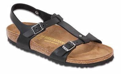 Birkenstock Women's Odessa Slingback Sandals,Black,42 M EU / 11-11.5 B(M) US