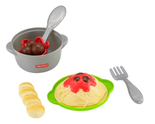 Fisher-Price Servin Surprises Pasta Meal - 1