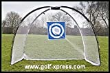 Half Dome Cage Pop-Up Driving Practice Net