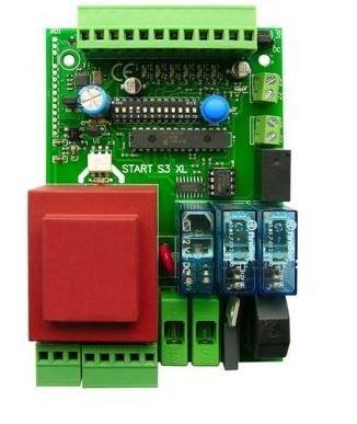 System eng tel5pezzi telecomando per cancello automatico for Schema centralina bft alpha