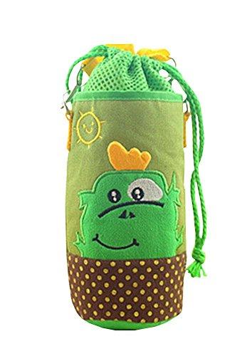 Isolé bébé / enfants Bouteille Tote Bag Portable Fashion Biberon Sac Grenouille