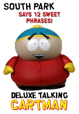 Picture of Distributoys South Park Deluxe Talking Cartman Figure (B000J44HF6) (Distributoys Action Figures)