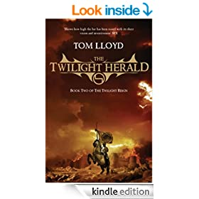 The Twilight Herald: Book Two Of The Twilight Reign