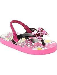 Disney Minnie Mouse Toddler Girl's Beach Flip-flop Sandals