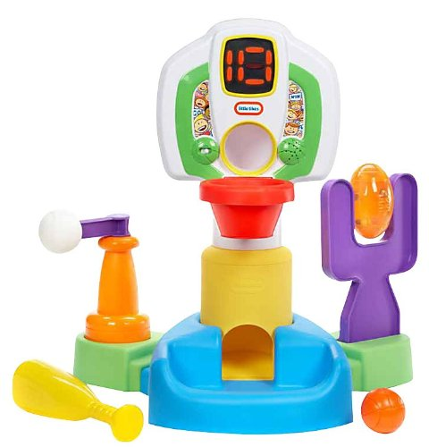 Little Tikes Discover Sounds Sports Center - 1