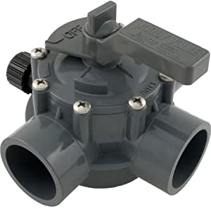 Zodiac r0369400 external bypass replacement for Jandy pool pump motor replacement