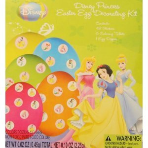 Disney Princess Easter Egg Decorating Kit