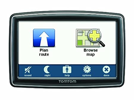 TomTom XXL 550 5-Inch Portable GPS Navigator