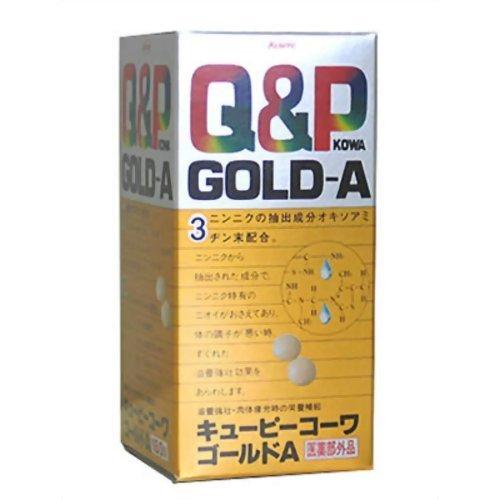 キューピーコーワゴールドA180錠