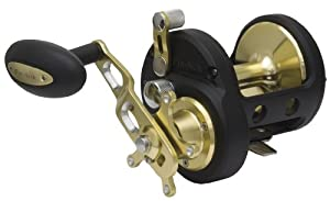 Fin-Nor Low Speed Star Drag Conventional Fishing Reel by Fin-Nor