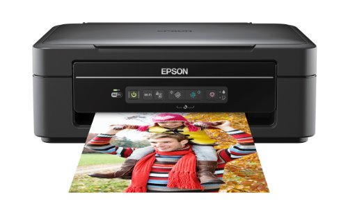 Epson Expression Home XP-202 Wi-Fi Small-in-One Printer