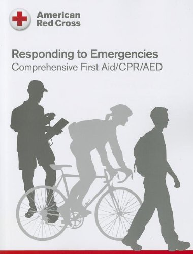 Responding to Emergency: American Red Cross (American Red Cross Cpr Book compare prices)